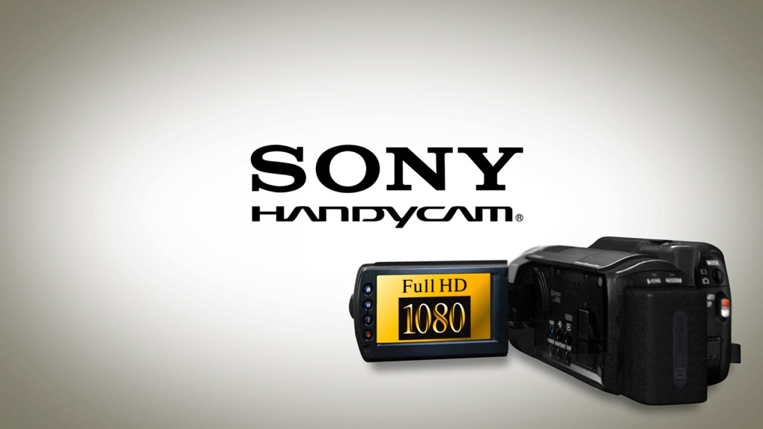 Sony - HandyCam HD